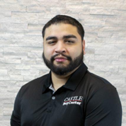 Diego Diaz De Leon - Castle Buy Center Rep